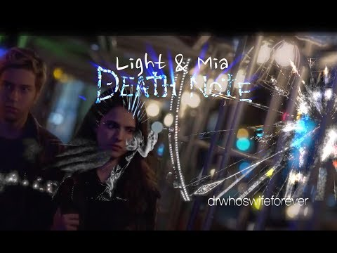 Light & Mia [The Power of Love] | Death Note (2017)