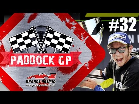 Paddock GP #32