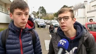 Франція: повернення ліцеїстів, що пережили теракт у Лондоні