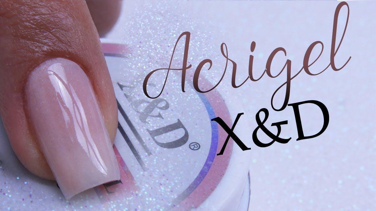 Download Unha De Acrigel Com Gel X&D (Passo a Passo)