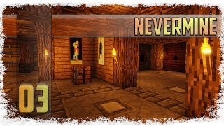 KABOOM NeverMine #3 - Остров невезения! | Выживание на сервере с модами