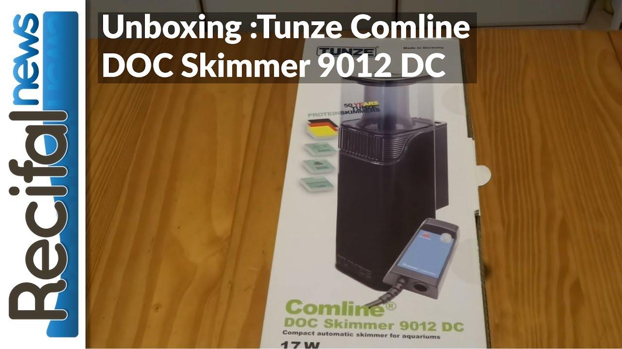d509ecc5b9cb Unboxing Tunze Comline Doc Skimmer 9012 DC - YouTube
