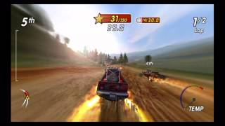 Excite Truck (Wii) - HQ Gameplay