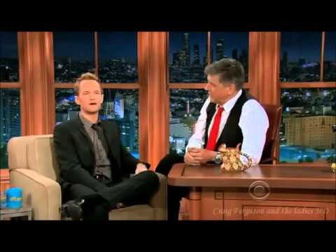 Neil Patrick Harris interview HD 20th Sept 2014