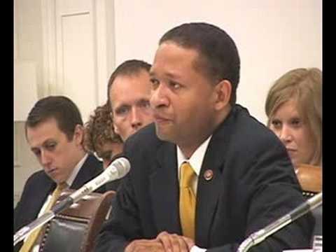 Rep. Artur Davis (D-AL), Congressional Committee Hearing