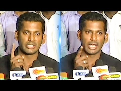ARREST! Financier Anbu Cheziyan - Vishal's Furious Speech | Ashok Kumar Suicide |TN 360