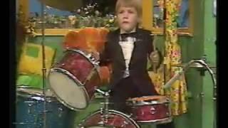 Riaan van Rensburg 4 years old 1980