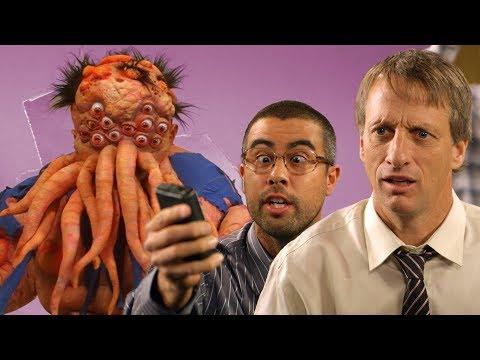 Return of The Aquabats! - Tony Hawk & Eric Koston - Full Episode
