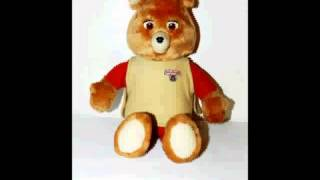 teddy ruxpin wow data track