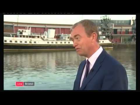 Tim Farron (Lib Dems) on the election and homosexuality, 19 Apr 2017