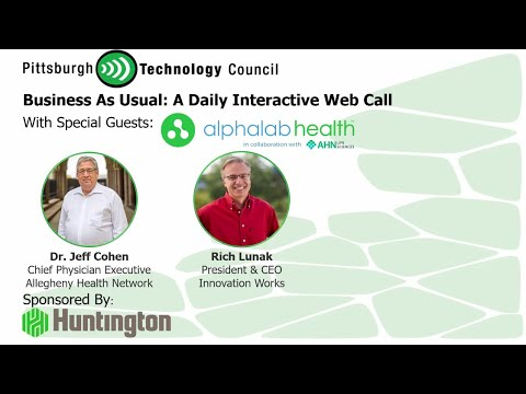 Learn About AlphaLab Health on Business as Usual