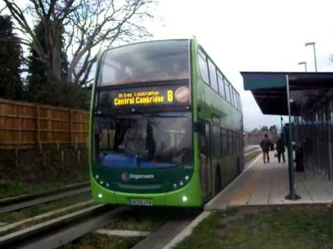 Cambridge Guided Busway - 2