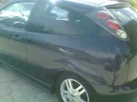 Ford Focus Sport 1 6i 2000 For Sale Youtube