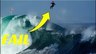 TOP 20 FUNNIEST SURFING FAILS ! *funny*