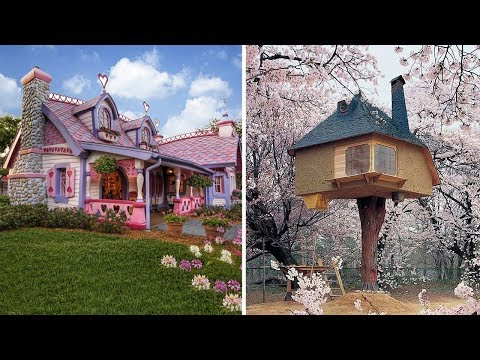 45 самых необычных домов в мире