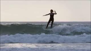 Une vie de surf avec Annabel