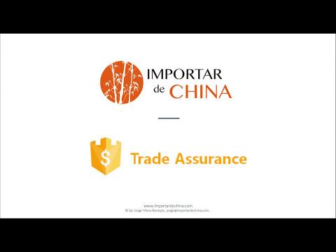 Aprende a utilizar Alibaba Trade Assurance