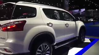 The Cars Exhibition of Isuzu Company 2019 In Thailand | Car Shoping