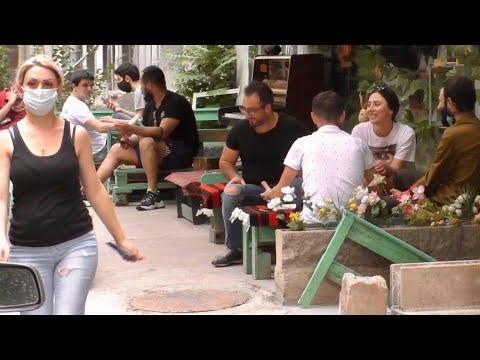 Yerevan, 14.08.20, Fr, Taterakan, Bulvar, Bukinistakan, Or 149