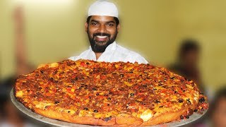 Pizza |King Size Chicken Pizza For Orphan Kids | Nawabs kitchan