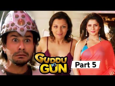 Guddu Ki Gun - Superhit Comedy Movie Part 5 -  Kunal Khemu - Payel Sarkar - Aparna Sharma