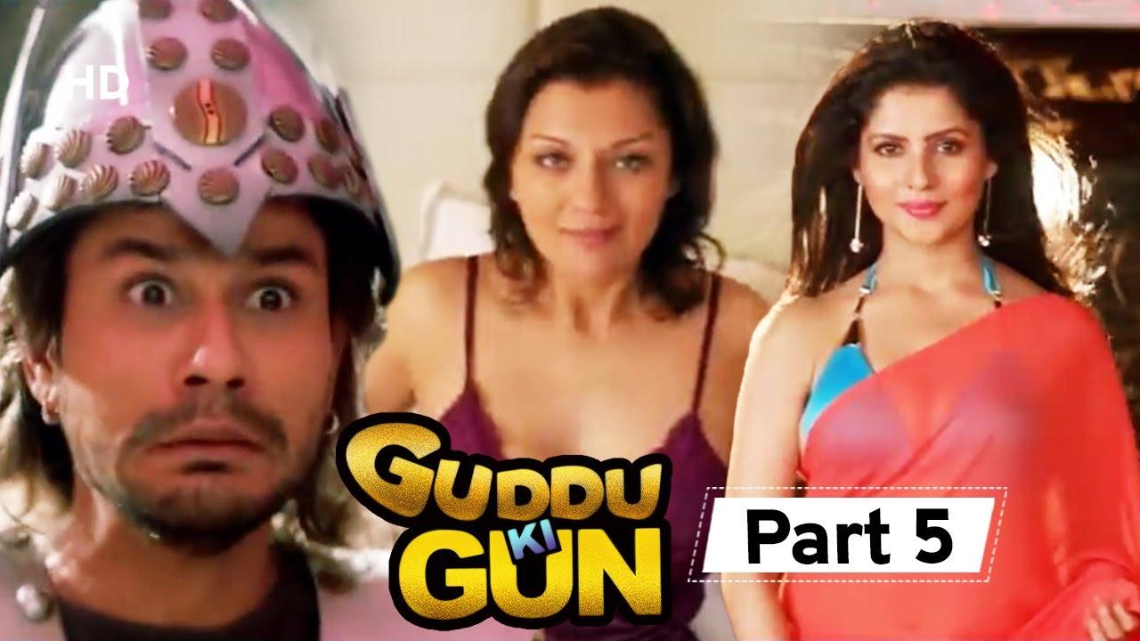 Download Guddu Ki Gun - Superhit Comedy Movie Part 5 -  Kunal Khemu - Payel Sarkar - Aparna Sharma