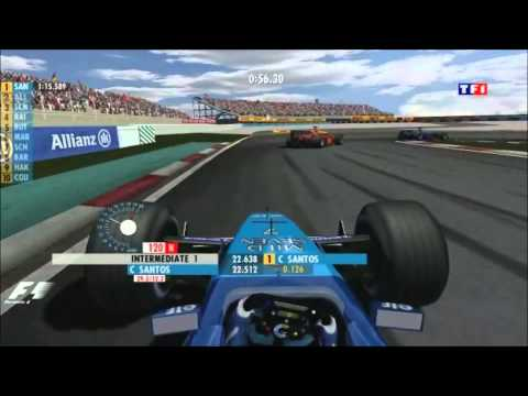 Rfactor F1 2001 Mod by RMT