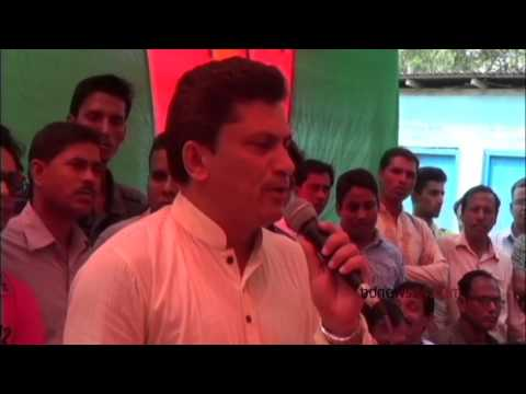 AL candidate for Tangail-4 by-polls Sohel Hazari starts campaign