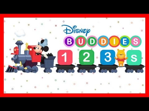 Disney Buddies 123s: 123 Song & Game w Mickey Mouse  Learn Number 1 to 20 Educational App for Kids