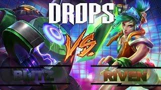 [Drops] SplashArt Arcade Riven/Battle Boss Blitzcrank e mais ...