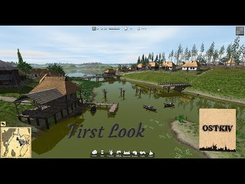 Ostriv - First Look