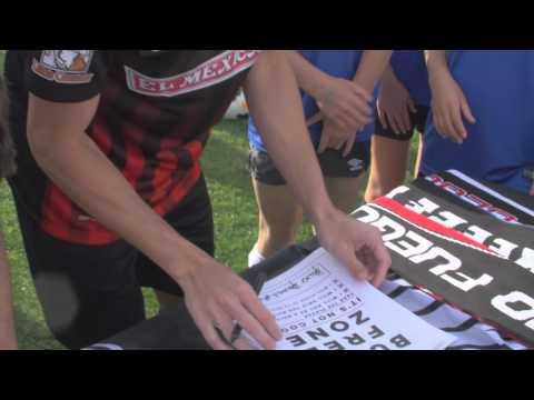 CJSL & Fuego Players Antibulling vr2
