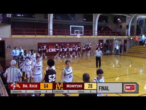 Sophomore Basketball vs. Montini