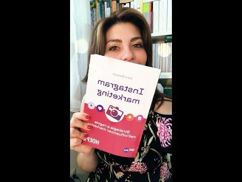 Instagram marketing - Ilaria Barbotti - recensione - libro