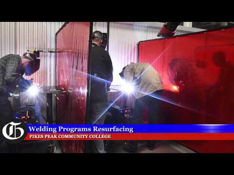 Pikes Peak Community College adding welding to curriculum