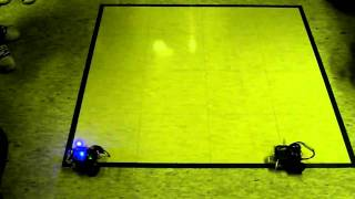 Harvey Mudd College Autonomous Vehicles Robot Race 2010.MP4