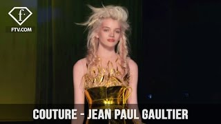 First Look Haute Couture S/S 17 Jean Paul Gaultier | FTV.com