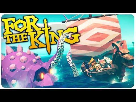 Beautiful n' Deadly Tabletop Roguelite! | For The King Gameplay (Full Release)