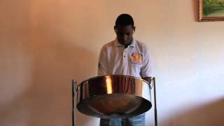 Keyshia Cole - I Remember (Steelpan Cover)
