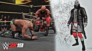 WWE 2K19: Tommaso Ciampa on the Main Menu & Heel Attire, Entrance & Winning Scene Port (PC Mods)
