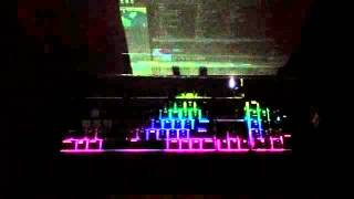 Corsair STRAFE RGB music visualizer by xPrettyPeeka