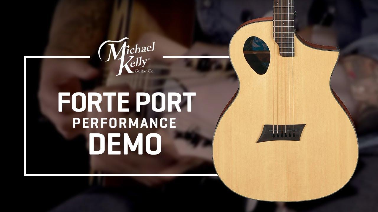 574fb758da1 Michael Kelly Acoustic Guitar Buyers Guide | Sam Ash Spotlight