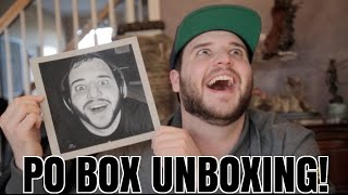 PO Box Fiesta! Mexican Candy & An AMAZING Drawing!