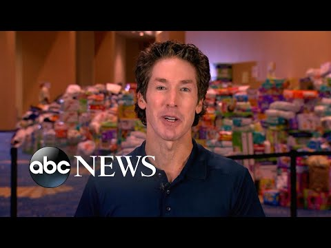 Joel Osteen explains decision to open Houston church after criticism