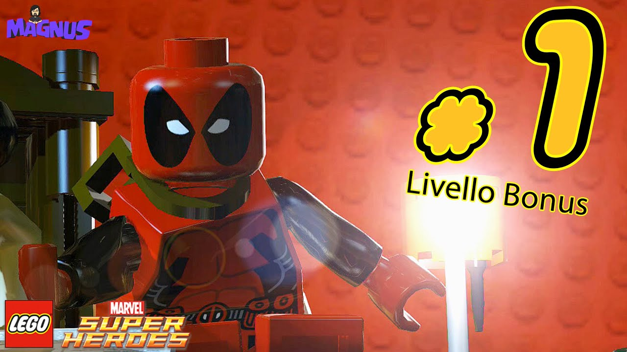 lego marvel super heroes gameplay ita 1 al daily bugle