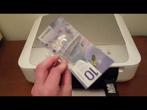 What Happens When You Photocopy Money *Canadian Edition*