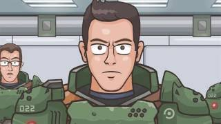 DUUMB  (DOOM 2016 Cartoon Parody) Rus version 16+
