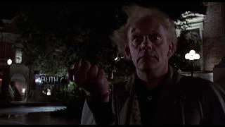 Back To The Future/Best Scene/Robert Zemeckis/Christopher Lloyd