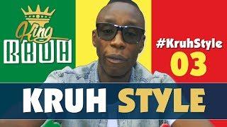 King Kruh - Kruh Style (clip officiel freestyle) : teaser 03