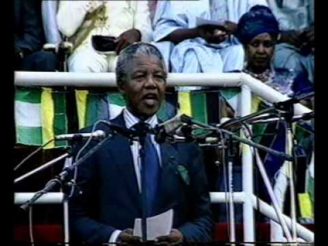 Visit of Nelson Mandela to Nigeria [1993]